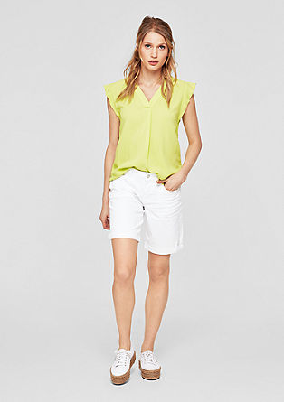 Smart Bermuda: cotton shorts from s.Oliver