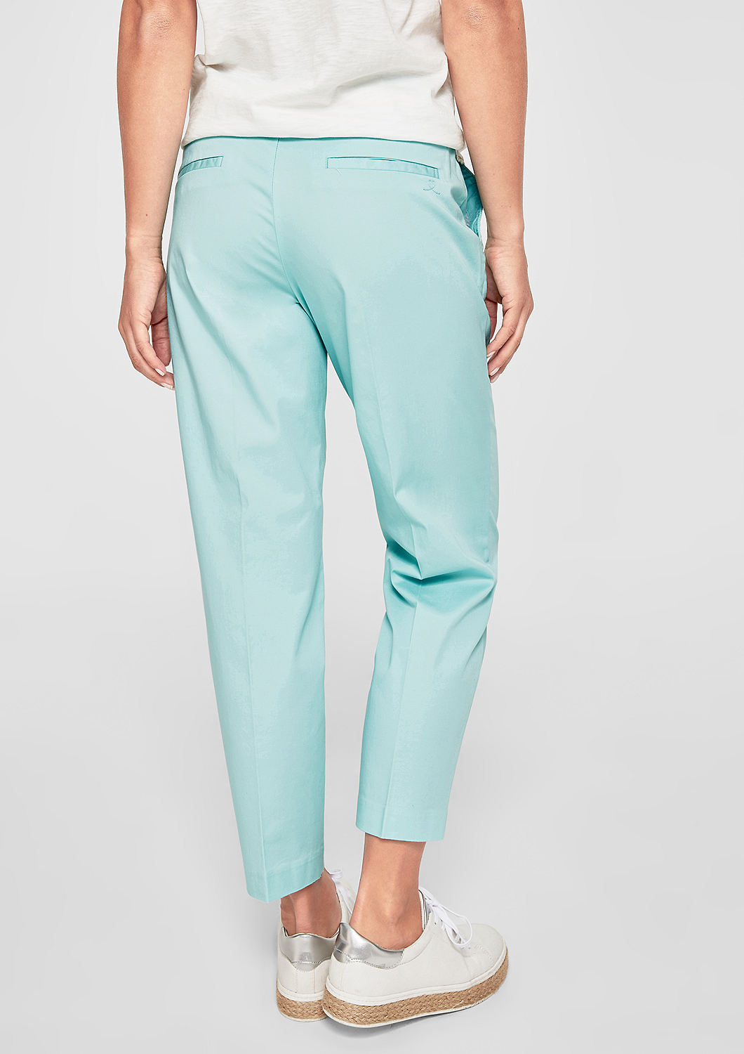 s.Oliver - Shape Ankle: Leichte Chino - 3
