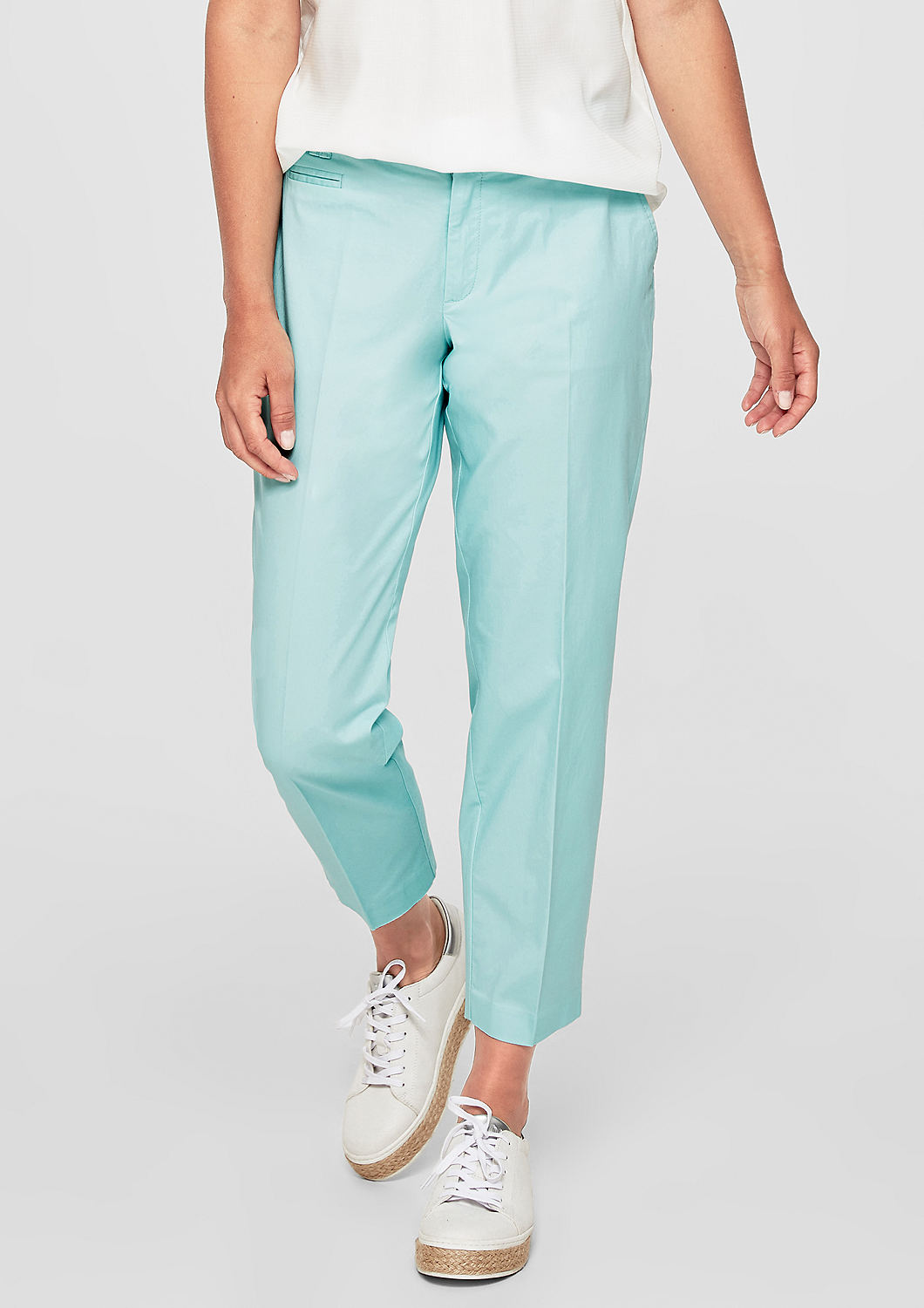 s.Oliver - Shape Ankle: Leichte Chino - 5