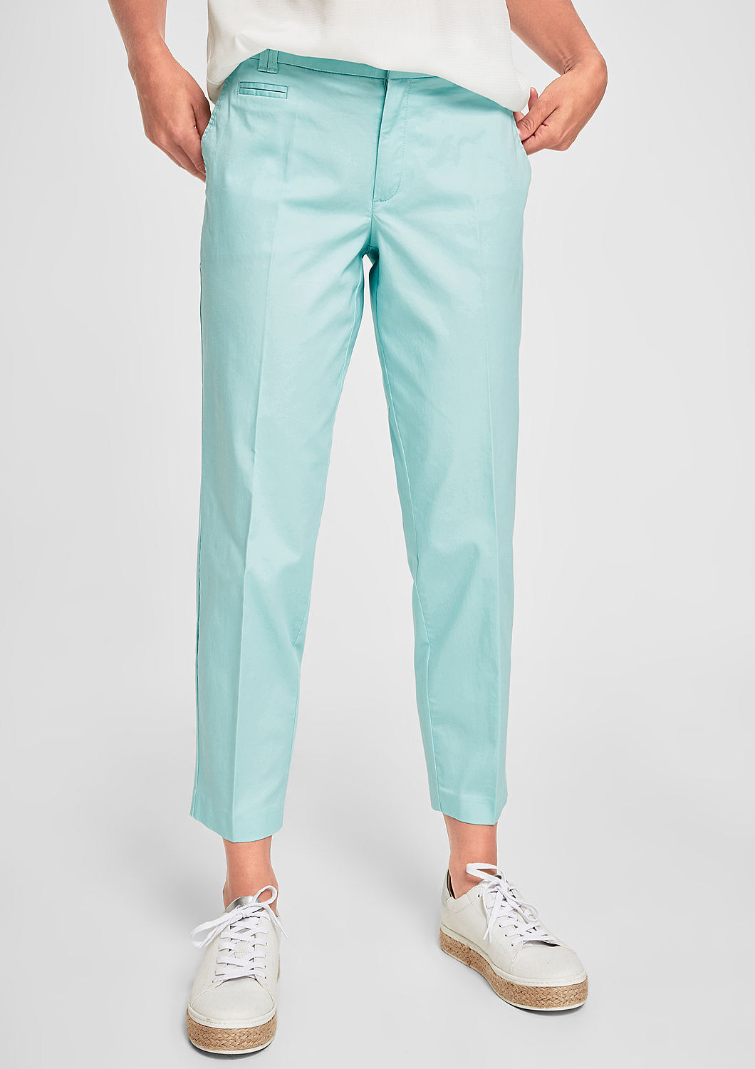 s.Oliver - Shape Ankle: Leichte Chino - 1