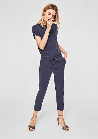 Lyocell jumpsuit from s.Oliver