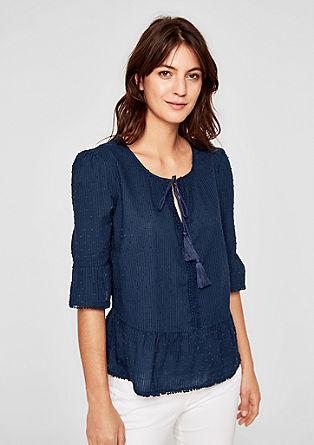 Lahka bohemska bluza