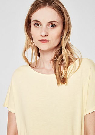 Loose-fitting, oversized top from s.Oliver