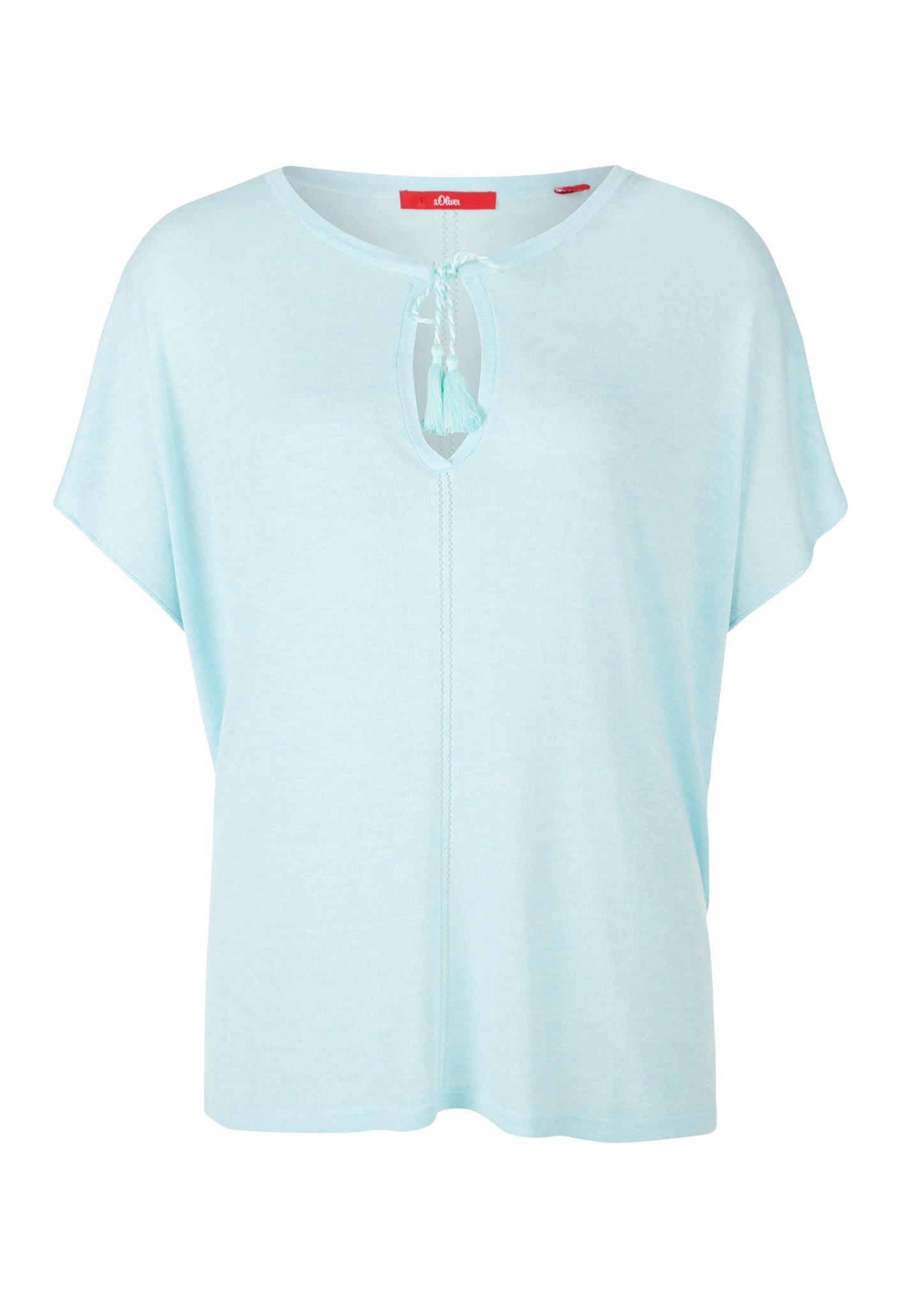 Kurzarmpullover | Bekleidung > Pullover > Kurzarmpullover | s.Oliver