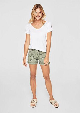 Smart Short: Shorts mit Print