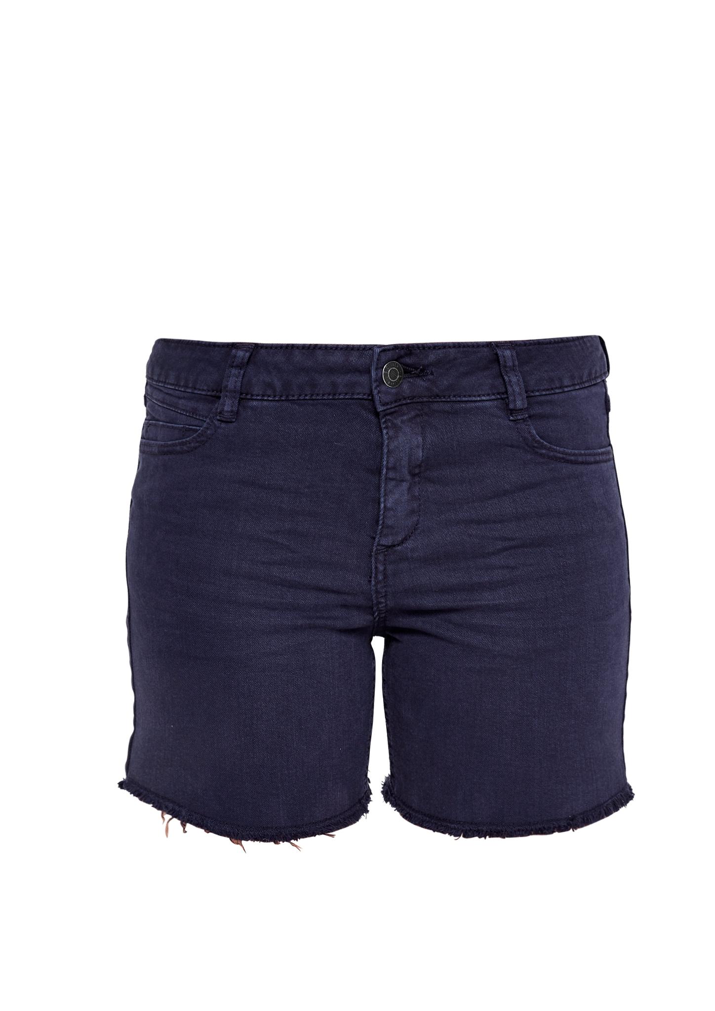 Shorts | Bekleidung > Hosen > Shorts & Bermudas | Blau | Obermaterial: 80% baumwolle -  18% viskose -  2% elasthan| futter: 100% baumwolle | s.Oliver