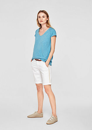 Smart Short: Coloured Bermuda
