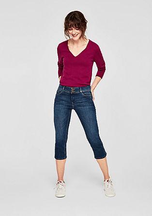 Shape Capri: strečové džíny