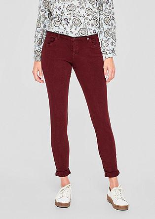 Shape Superskinny: Barvne jeans hlače