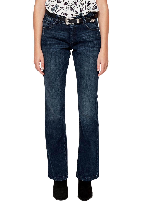 s oliver smart bootcut used jeans ebay. Black Bedroom Furniture Sets. Home Design Ideas