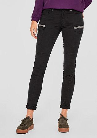 Shape Superskinny: hlače iz raztegljivega tvila
