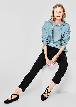 Shape Ankle: stretch trousers from s.Oliver