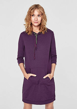 Casual sweatshirt dress from s.Oliver