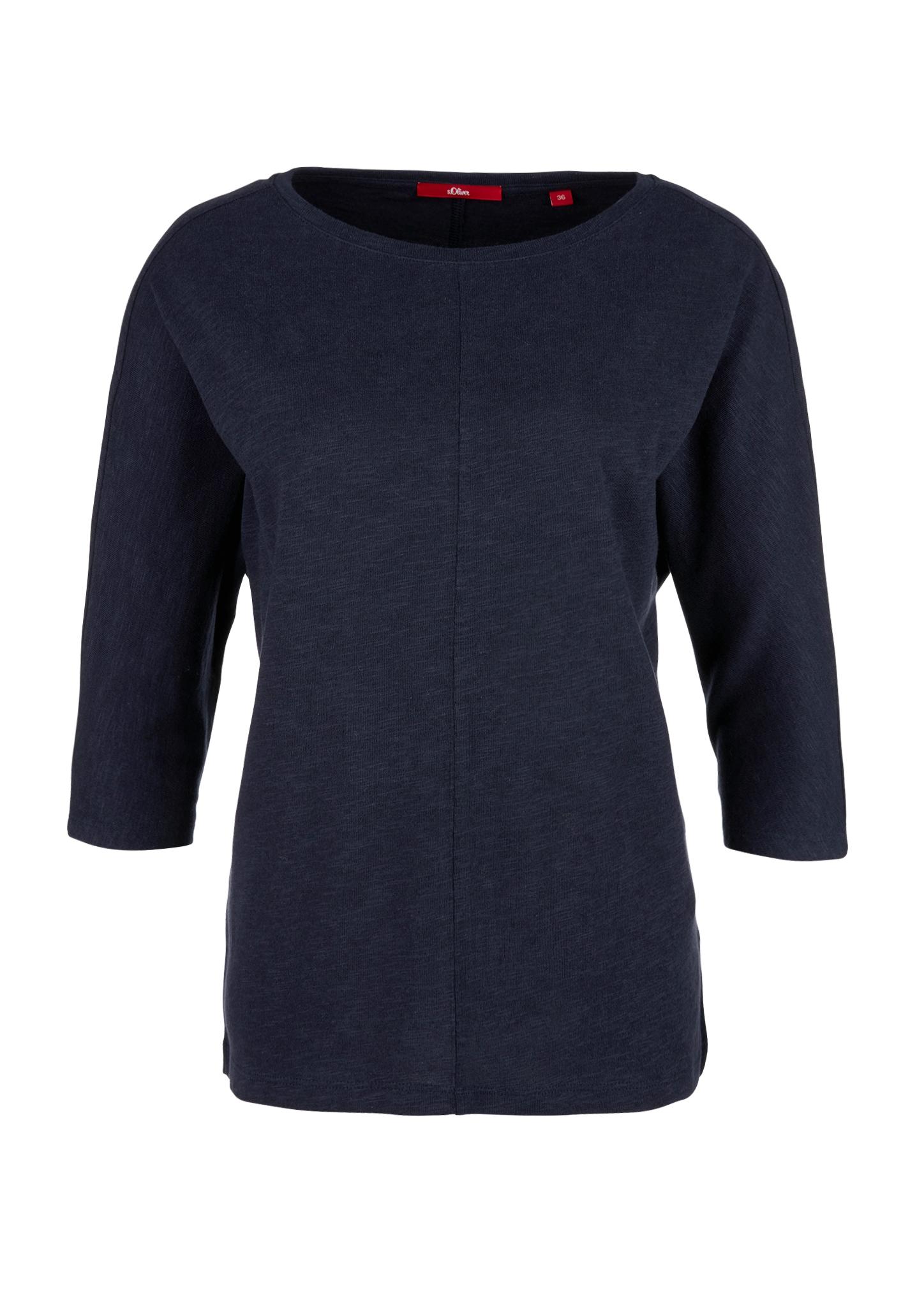 Image of Slub Yarn-Shirt