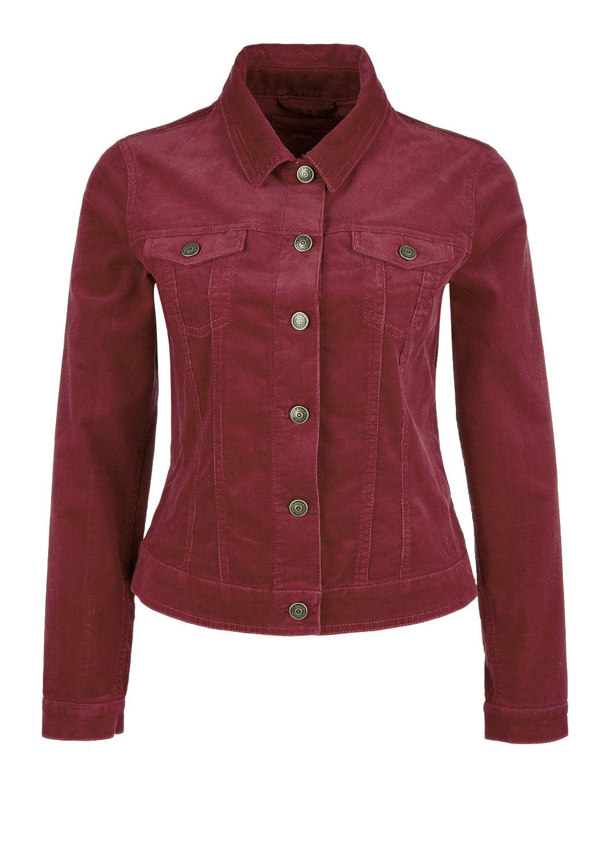 Shop oliver Cord Jacke Stretchige S Kaufen nwRXHFpxq