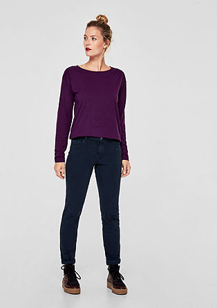Shape Superskinny: Jean coloré de s.Oliver