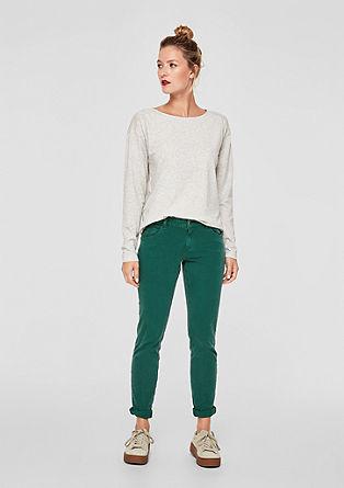 Shape Superskinny: Barvne jeans