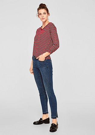 Shape Superskinny: Jeans mit Nieten
