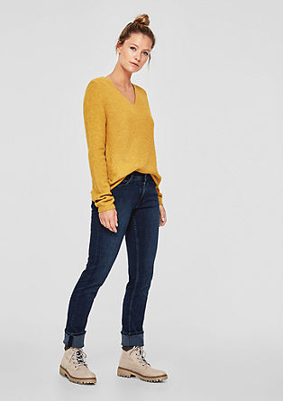 Shape Slim: Denim im Raw-Look