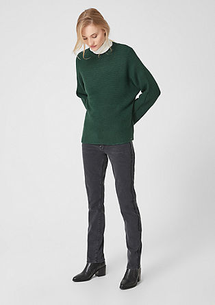 Casual knit jumper from s.Oliver