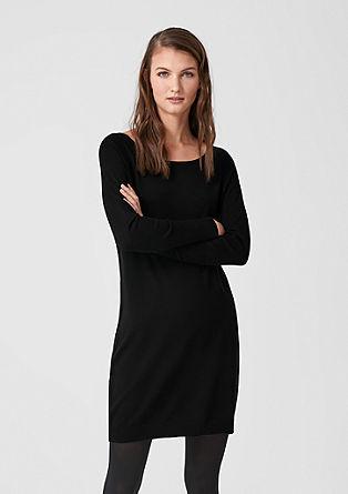 Kleid aus softem Feinstrick