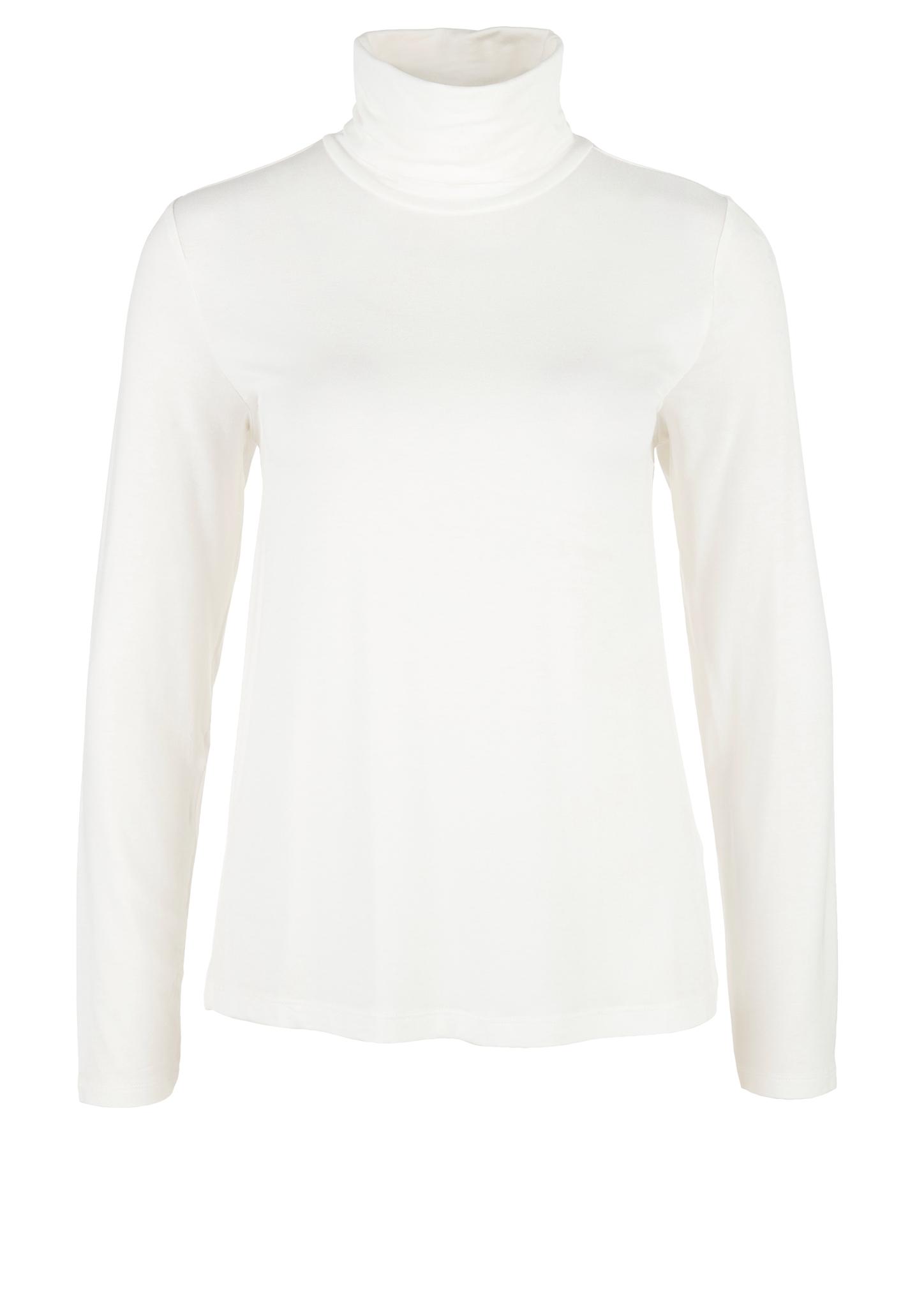 Rollkragenshirt | Bekleidung > Shirts > Rollkragenshirts | Beige | 95% viskose -  5% elasthan | s.Oliver