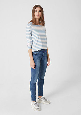 Shape Superskinny: Stretch-Denim