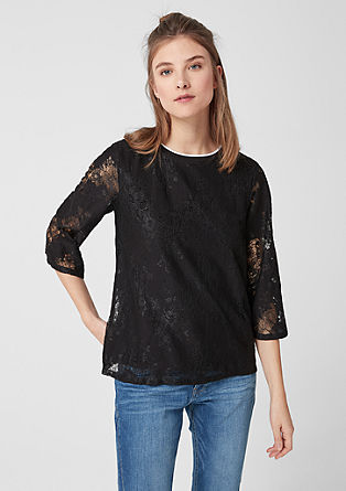 Lace blouse top from s.Oliver
