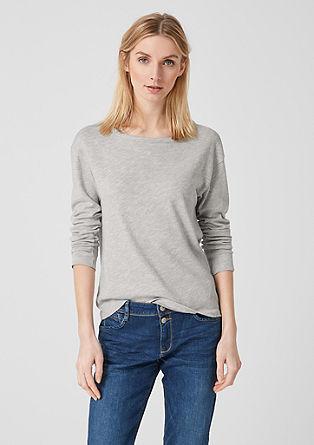 Slub Yarn-Basicshirt