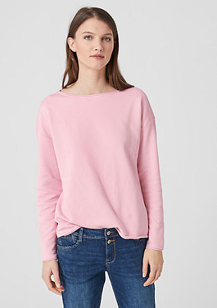 Simple basic sweatshirt from s.Oliver