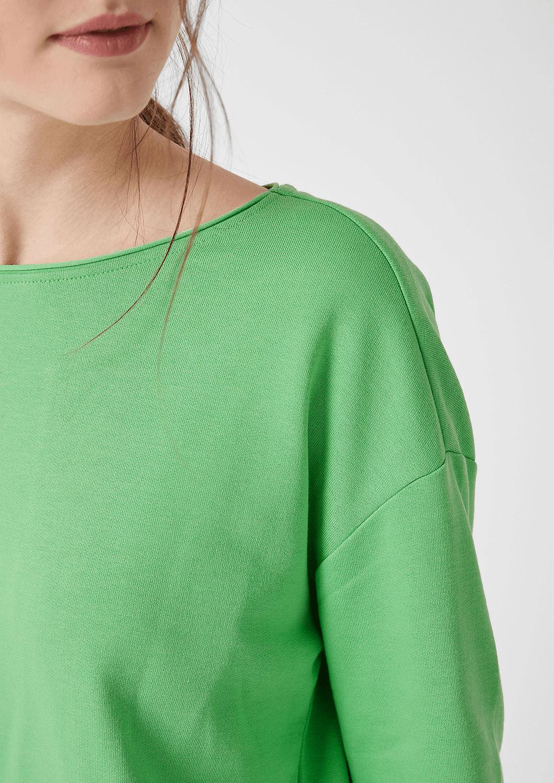 s.Oliver - Sweatshirt mit Rollkanten - 5