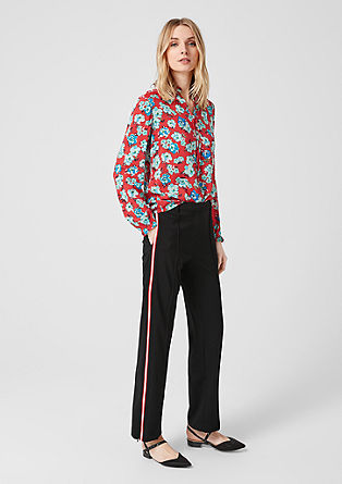 Smart Straight: Sporty Pants
