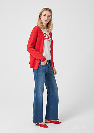 Smart Wide: Stretch jeans from s.Oliver