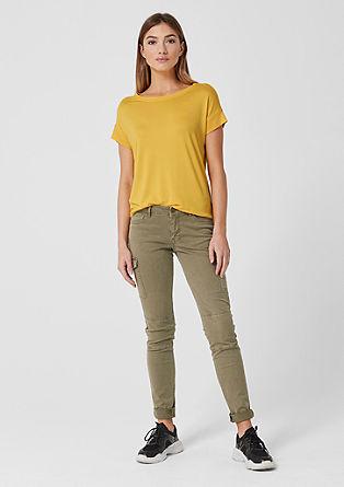 Dropped Shoulder-Shirt