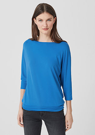 Viscose batwing top from s.Oliver