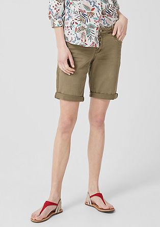 Smart Bermuda: Denim-Shorts