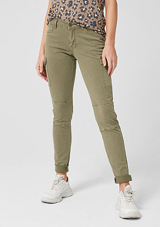Shape Superskinny: Cargo kalhoty
