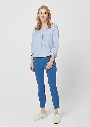 Shape Ankle: kalhoty barvené po ušití