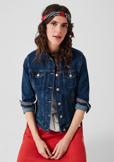 brand new da7fd f0dac Jeansjacken für Damen online kaufen | s.Oliver