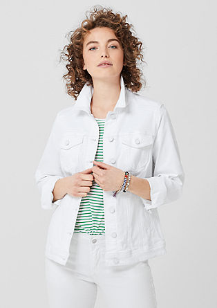Casual denim jacket from s.Oliver