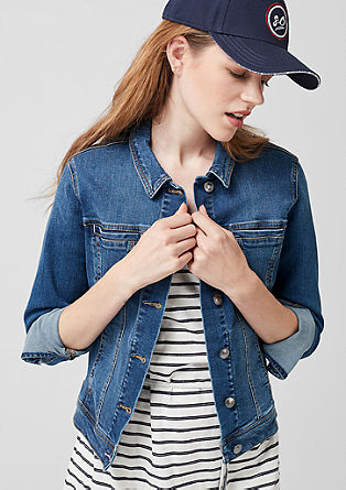 Classic denim jacket from s.Oliver