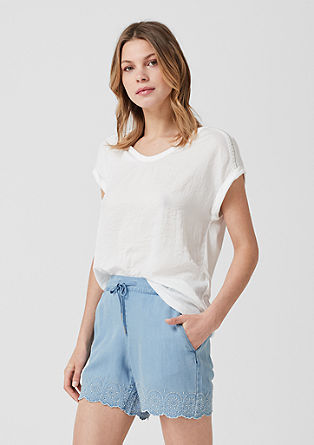 Smart Short: short en jean léger de s.Oliver