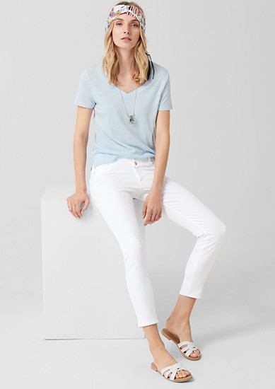 Shape Ankle: Jeans with a 7/8-length leg from s.Oliver