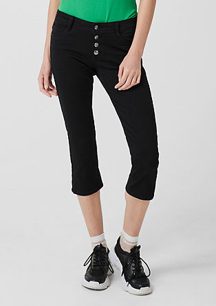 Shape Capri: Stretch trousers from s.Oliver
