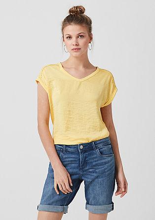 Smart Bermuda: elastičen jeans