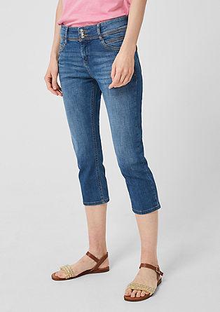 Shape Capri: Raztegljive jeans hlače