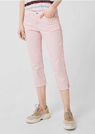 Shape Capri: hlače iz raztegljivega tvila