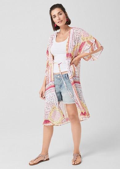 Kimono-style bathrobe from s.Oliver