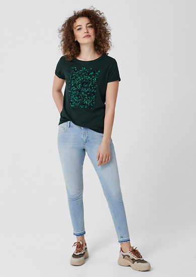 Shape Ankle: Vintage jeans with studs from s.Oliver