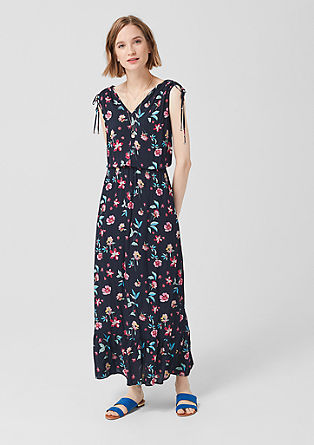 eb7d6a37 Patterned maxi dress from s.Oliver